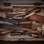 imagem de ferramentas de trabalho